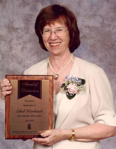Ethel Warbinek