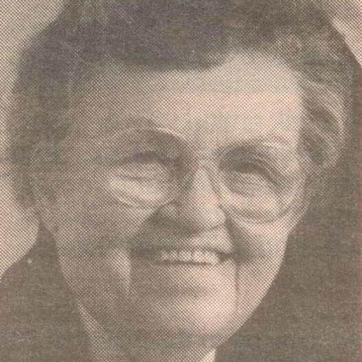 Sister Mary Celestine