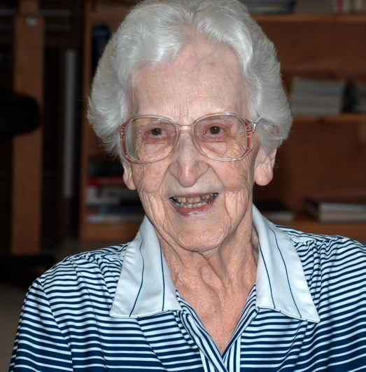 Kathleen Hodgson  (1907- 2007)