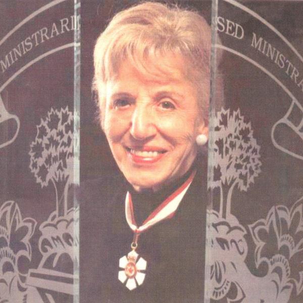 Helen Mussallem  (1914-2012)
