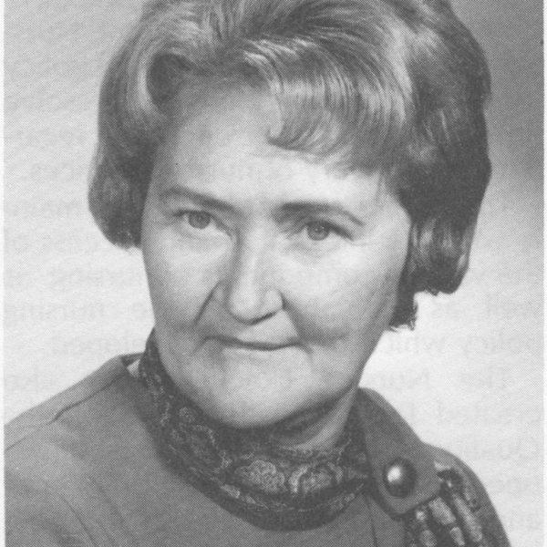 Margaret MacLean