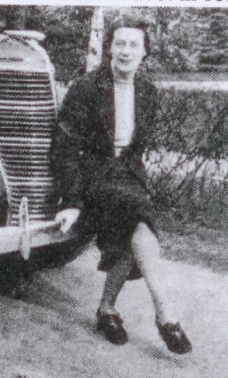 Isabel McVicar  (1896-