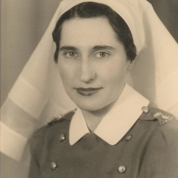 McIlraith (nee Littlejohn), Ruth Echo (1913-2001)