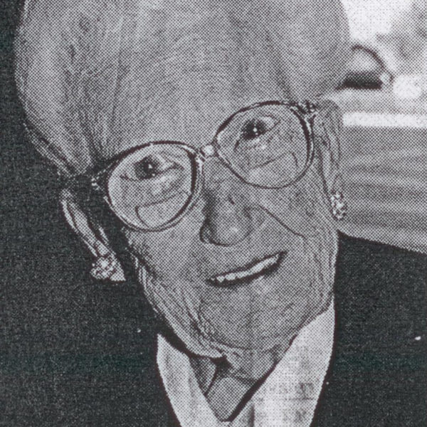"""Ransom (nee McLeod), Elsie """"Rannie"""" (1896-2000)"""