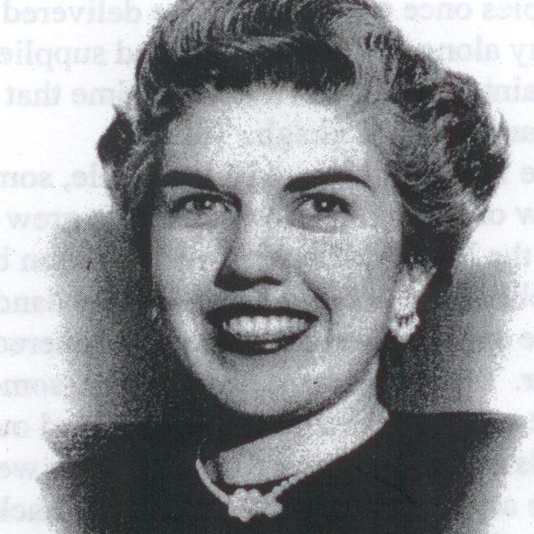 Trout, Margaret Ferne (1919-2006)
