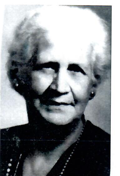 Gertrude Buckland